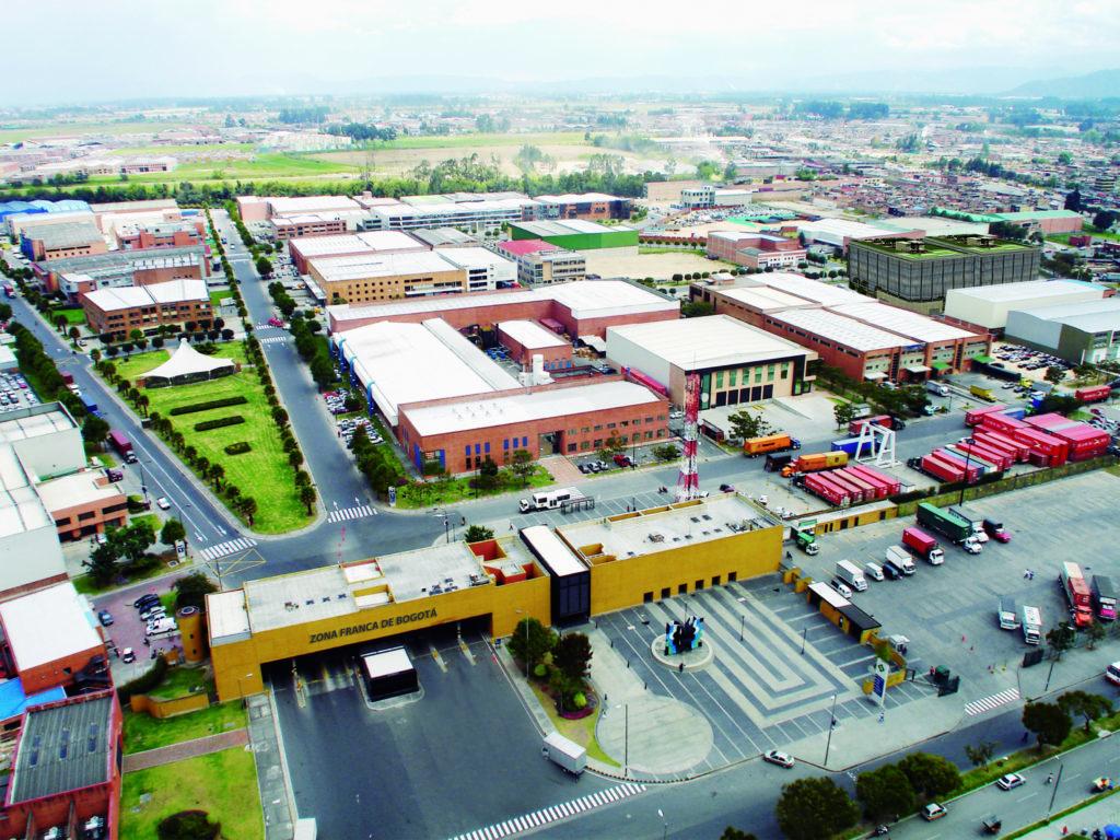 Zona Franca de Bogotá: territorio ideal para las MiPymes